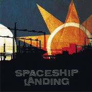 SPACESHIP LANDING - (BLACK) SPACESHIP LANDING (2LP)