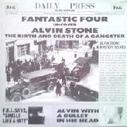 FANTASTIC FOUR - ALVIN STONE (BIRTH AND DEATH OF A G