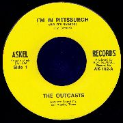 OUTCASTS (USA) - I'M IN PITTSBURGH AND IT'S RAINING/