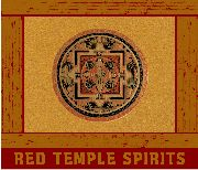 RED TEMPLE SPIRITS - RED TEMPLE SPIRITS (2CD/FR)