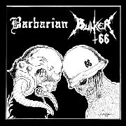 BUNKER 66/BARBARIAN - SPLIT CD