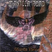 MANILLA ROAD - (BLACK) ATLANTIS RISING