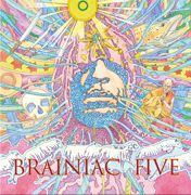 "BRAINIAC FIVE - SPACE IS THE PLACE (10"")"