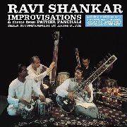 SHANKAR, RAVI - IMPROVISATIONS
