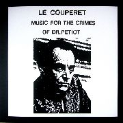 VARIOUS - LE COUPERET: MUSIC FOR THE CRIMES O