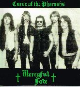 MERCYFUL FATE - CURSE OF THE PHARAOHS