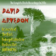ARVEDON, DAVID - IN SEARCH OF THE MOST UNFORGETTABLE