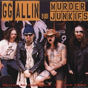 ALLIN, G.G. -& THE MURDER JUNKIES- - TERROR IN AMERICA