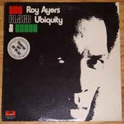 AYERS, ROY -UBIQUITY- - RED, BLACK, GREEN