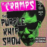VARIOUS - RADIO CRAMPS: THE PURPLE KNIF SHOW (2LP)