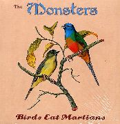 MONSTERS - BIRDS EAT MARTIANS