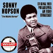 HOPSON, SONNY - THE MIGHTY BURNER