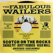 WAILERS (USA) - SCOTCH ON THE ROCKS EP
