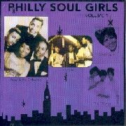 VARIOUS - PHILLY SOUL GIRLS