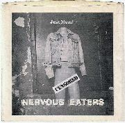 NERVOUS EATERS - JUST HEAD/GET STUFFED