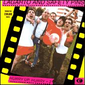 LAGARTO & SAFETY PINS - HURRY UP, HARRY