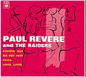 REVERE, PAUL -& THE RAIDERS- - STEPPIN' OUT (+3)