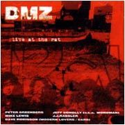 DMZ - LIVE AT THE RAT '76-'93