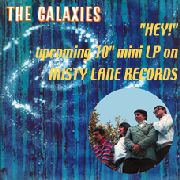 "GALAXIES - HEY (10"")"