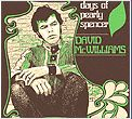 MCWILLIAMS, DAVID - DAYS OF PEARLY SPENCER