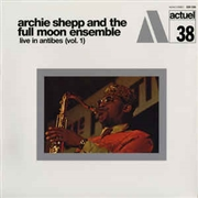 SHEPP, ARCHIE - LIVE IN ANTIBES, VOL. 1 (180G)