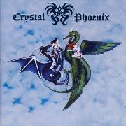CRYSTAL PHOENIX - LEGEND OF THE TWO STONEDRAGONS