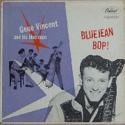 VINCENT, GENE -& HIS BLUE CAPS- - BLUE JEAN BOP! (USA)