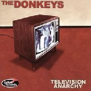 DONKEYS (UK) - TELEVISION ANARCHY (2LP)