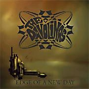 DAVOLINAS - (BLACK) EDGE OF A NEW DAY