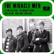 MIRACLE MEN - LET ME LOVE YOU+3 EP