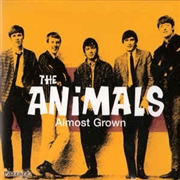 ANIMALS - ALMOST GROWN