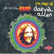 ALLEN, DAEVID - THE MAN FROM GONG