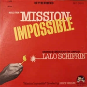 SCHIFRIN, LALO - (COL) MUSIC FROM MISSION: IMPOSSIBLE O.S.T.
