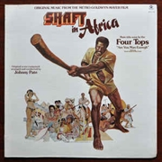 PATE, JOHNNY - SHAFT IN AFRICA O.S.T.