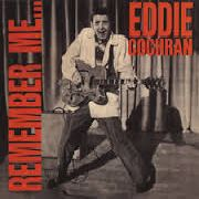 COCHRAN, EDDIE - REMEMBER ME