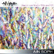 AIN SOPH (JAPAN) - LIVE TRACKS 80'S AND 05