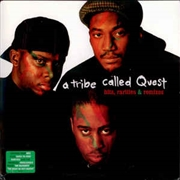 A TRIBE CALLED QUEST - HITS, RARITIES & REMIXES (2LP)
