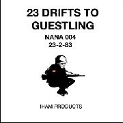 VARIOUS - 23 DRIFTS TO GUESTLING