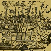 CREAM - WHEELS OF FIRE (2LP/GOLDEN COVER)