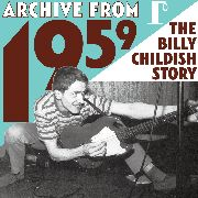 CHILDISH, BILLY - ARCHIVE FROM 1959 (2CD)
