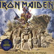 IRON MAIDEN - SOMEWHERE BACK IN TIME (2LP/PD)