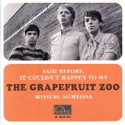 GRAPEFRUIT ZOO - SAID BEFORE, IT COULDN'T HAPPEN