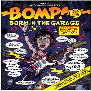 SHAW, SUZY/MIKE STAX - BOMP! 2, BORN IN THE GARAGE