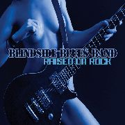 BLINDSIDE BLUES BAND - RAISED ON ROCK