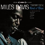 DAVIS, MILES - KIND OF BLUE (2LP/NL)