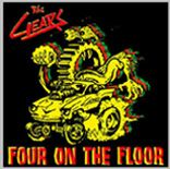 "GEARS - FOUR ON THE FLOOR (10"")"