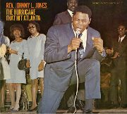 "JONES, REV. JOHNNY L. ""HURRICANE"" - THE HURRICANE THAT HIT ATLANTA (2CD)"