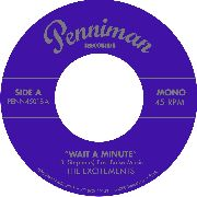 EXCITEMENTS - WAIT A MINUTE/RIGHT NOW