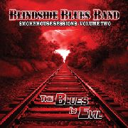 BLINDSIDE BLUES BAND - SMOKEHOUSE SESSIONS II