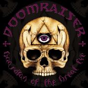 DOOMRAISER/EARTHRIDE - GUARDIAN OF THE EYE/SUPERNATURAL...